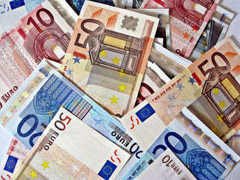Euro banknotes - foto di Images_of_Money