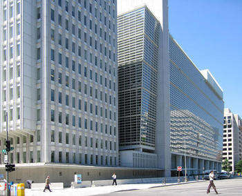World Bank building at Washington - foto di Creative Commons Attribution 2.0 Generic