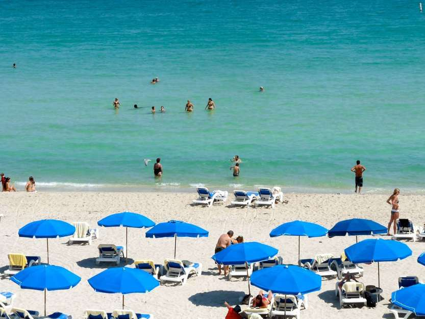 Beach - Photo credit: Theme Park Mom / Foter / Creative Commons Attribution 2.0 Generic (CC BY 2.0)