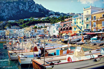 Capri - Photo credit: John O Dyer / Foter / Creative Commons Attribution-NonCommercial-NoDerivs 2.0 Generic (CC BY-NC-ND 2.0)