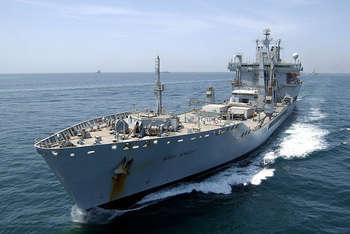 RFA Wave Knight - foto di Defence Images