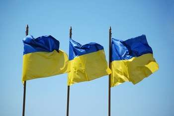 Ukrainian flag - Photo credit: Vladimir Yaitskiy / Foter / Creative Commons Attribution-ShareAlike 2.0 Generic (CC BY-SA 2.0)