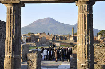 Pompei - Author: Carlo Mirante / photo on flickr