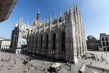 Duomo di Milano - samsungtomorrow / Fonte Foter/ photo on flickr