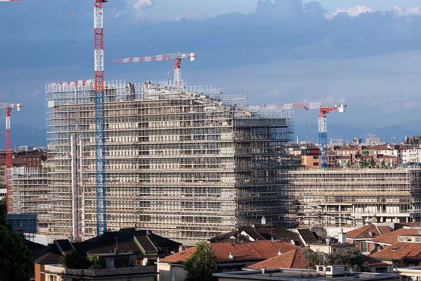 Cantiere - Photo credit: Obliot / Foter / Creative Commons Attribution 2.0 Generic (CC BY 2.0)