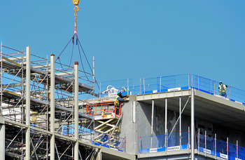 Construction site - Photo credit: Cramo Communications / Foter / CC BY-NC-ND