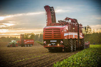 Agriculture - Photo credit: Grimme Group / Foter / CC BY