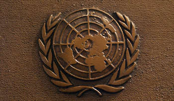 United Nations Logo - photocredit UN