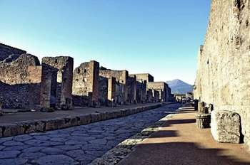 Pompei - Photo credit: Carlo Mirante / iWoman / CC BY
