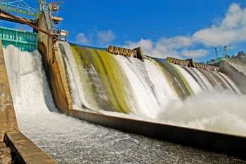 Hydropower plant - Photo credit: PSNH / Foter / CC BY-ND