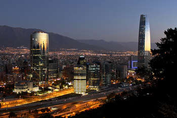 Santiago, Chile - Photo credit: alobos Life / Foter / CC BY-NC-ND