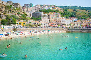 Summer in Pizzo Calabro