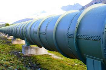 Water Pipeline - photocredit LoggaWiggler