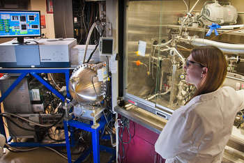 RDECOM's Advanced Chemistry Laboratory is on the forefront of science