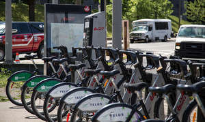 Bixi Bike Sharing, Montreal - foto di Tony Webster