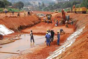 Infrastructure in Africa - photocredit AfDB