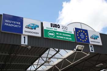 Eu borders - photocredit Frontex