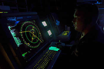 Radar - Author U.S. Navy photo by Mass Communication Specialist 3rd Class Bryan Niegel
