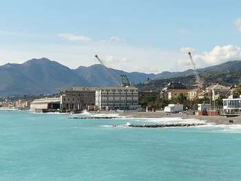 Cantiere, Liguria - Author Davide Papalini