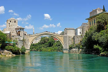 Mostar, Bosnia and Herzegovina - Photo credit: archer10 (Dennis) REPOSTING / Foter / CC BY-SA