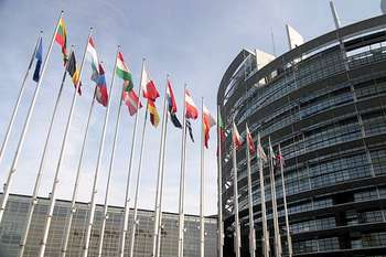 European Parliament building - Author Rama assumed (based on copyright claims)
