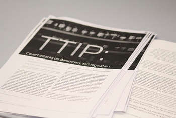 TTIP - Photo credit: Sinn Féin via Remodel Blog / CC BY
