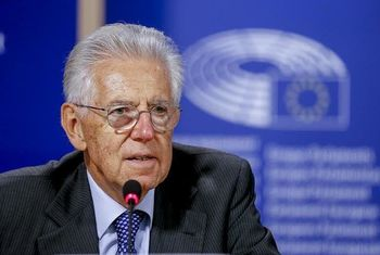 Mario Monti © European Union 2016 - Source : EP