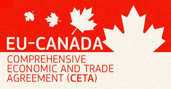 CETA - Copyright European Union