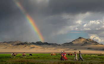 Mongolia - Photo credit: Bernd Thaller via Foter.com / CC BY