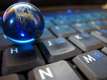 The world wide web - Photo credit frankieleon on Flickr