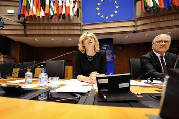 Corina Cretu - © European Union, 2016/Source: EC - Audiovisual Service /Photo: Anthony Dehez