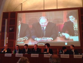 Rome Investment Forum - fonte: FEBAF