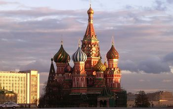 Moscow - Author joselomba