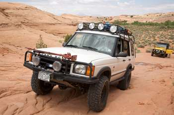 4x4 vehicles - Photo credit: indigoprime via Foter.com / CC BY
