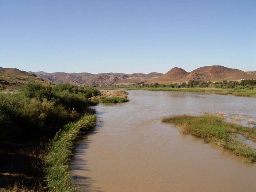 River in Africa - Photo credit: coda via Foter.com / CC BY