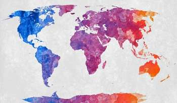 World map - Photo credit: Free Grunge Textures - www.freestock.ca via Foter.com / CC BY
