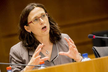Cecilia Malmstroem - Photo credit: European Committee of the Regions via Foter.com / CC BY-NC-SA