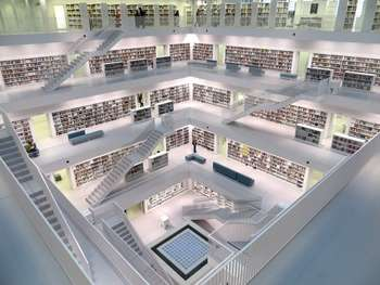 Library - Photo credit: Foter.com