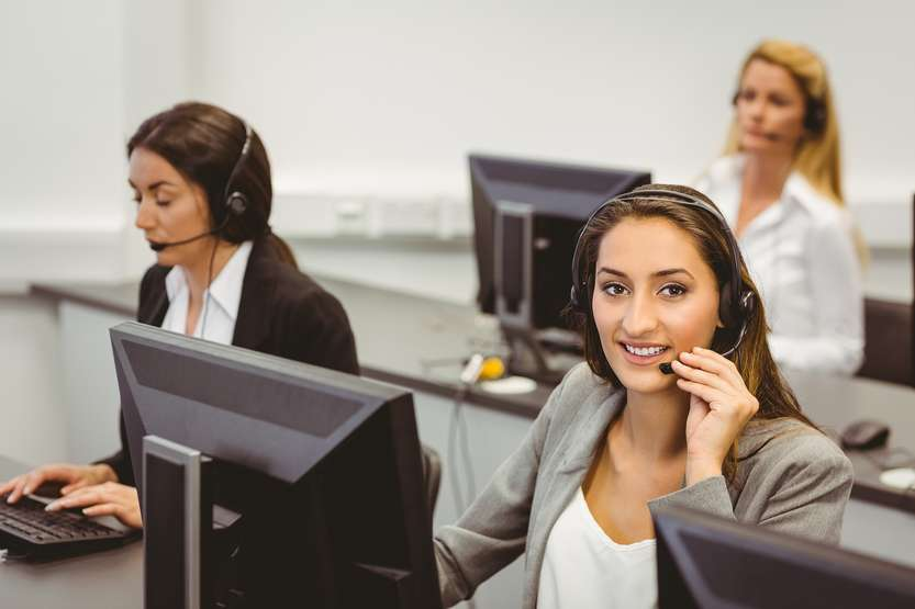 Call center - Author PGBS