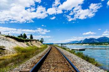 Railway - Photo credit: theobjectivesea photography via Foter.com / CC BY-NC-ND