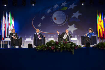 Economic Forum 2017 - Photo credit http://www.forum-ekonomiczne.pl/