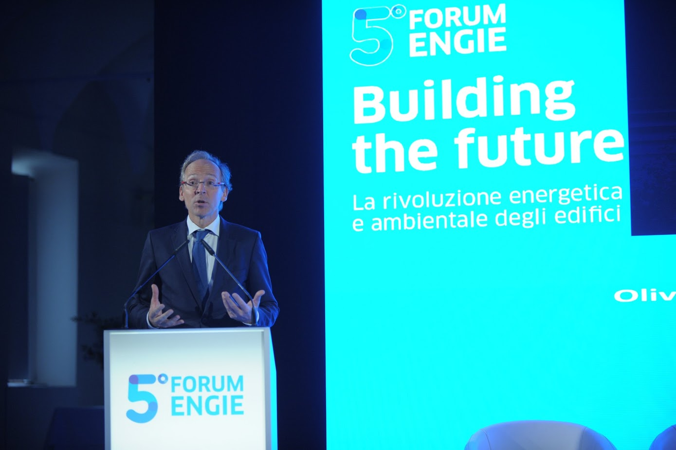 Efficienza energetica - Photo credit: Engie