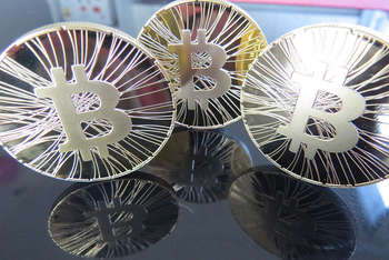 Piano UE su Bitcoin - Photo by antanacoins on Foter.com / CC BY-SA