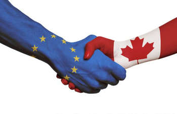 UE-Canada - © European Union, 2016 / Source: EC - Audiovisual Service / Photo: Cristof Echard