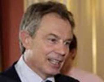 Tony Blair - fonte: Gov Uk
