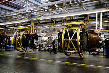 Industria - Photo credit: Department for Business, Innovation and Skills