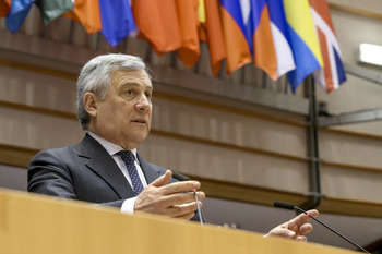 Antonio Tajani - Photo credit: © European Union 2018 - Source : EP