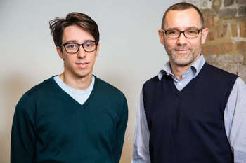 Paolo Galvani e Giovanni Daprà - Photo credit: Moneyfarm