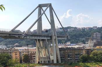 Ponte Morandi - Author Michele Ferraris
