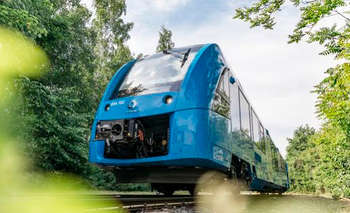 Coradia iLint - Photo credit: Alstom
